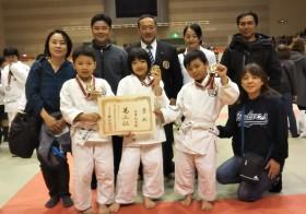 平成30年11月18日|第23回醍醐敏郎杯全国少年柔道錬成大会