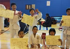 平成31年3月3日|第9回一道館少年柔道大会
