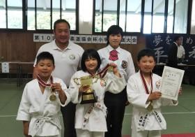 令和元年5月12日|第10回平塚柔道協会杯小学生柔道大会