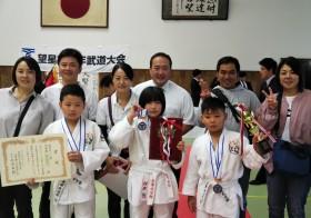 令和元年10月27日|第37回望星旗少年武道大会