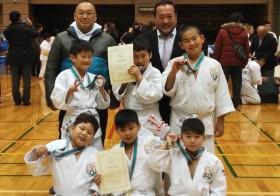 令和2年1月12日|第9回愛川町少年柔道大会